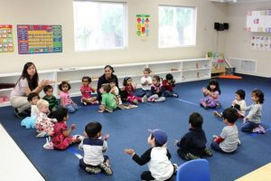 The best Alamo preschool is in Danville.